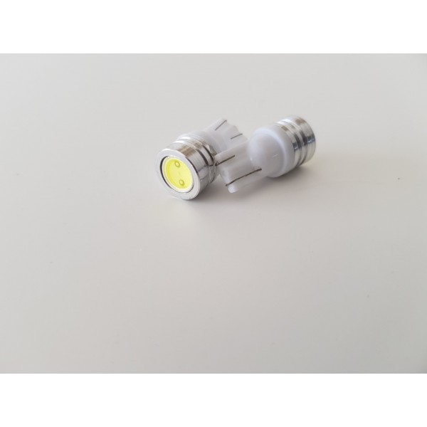 T10 One watt led park lights