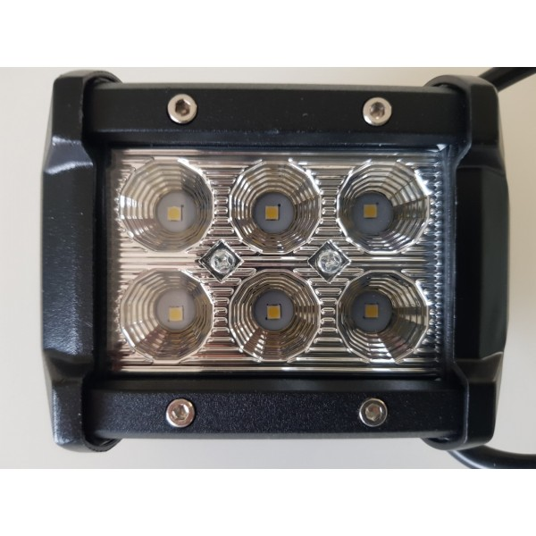 18W led light bar 12-24v Waterproof - Cree led