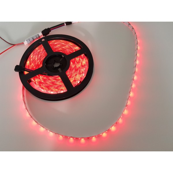 Led strip light waterproof plug n play +free connector