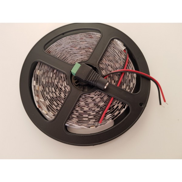 Led strip light 5050 plug n play +free connector