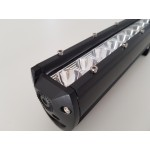 120w LED spot and flood combo LED light bar - single row LED