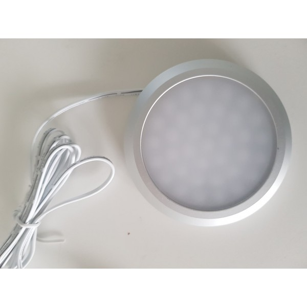 LED touch on-off and dimming light surface mount 2.8W 12v