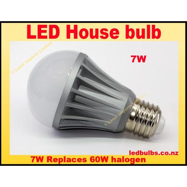 House Led bulb Screw base