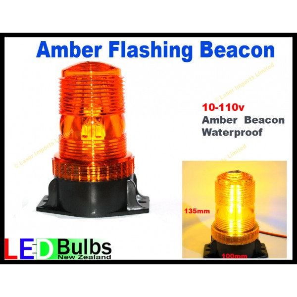 Led forklift beacon 10-110v