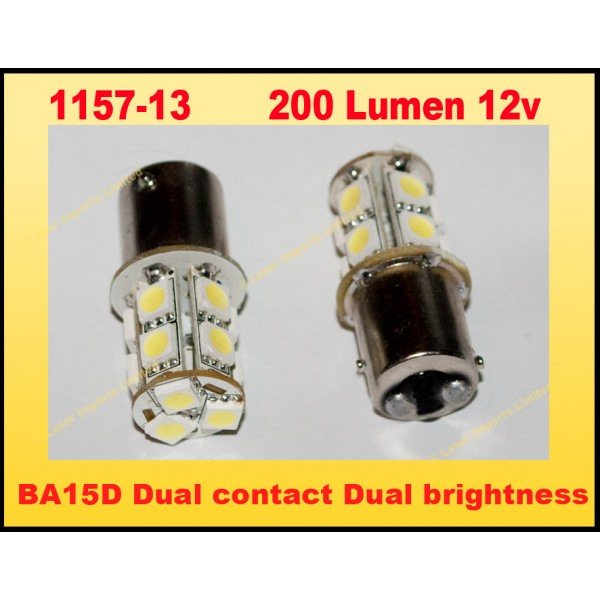 Subaru Legacy led park lights 1157-13