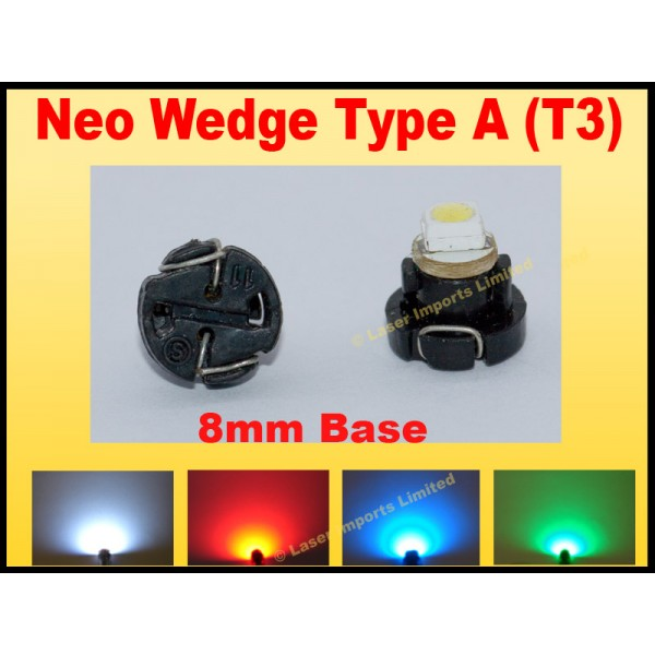 Neowedge Type A (T3) LED