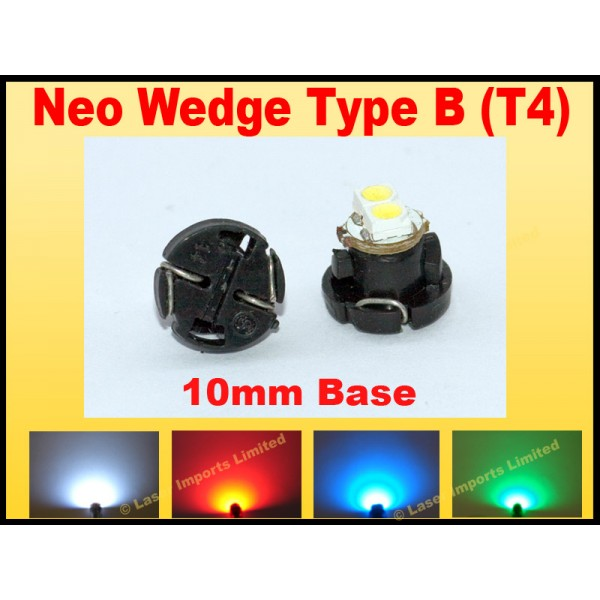Neowedge Type B (T4) LED bulb