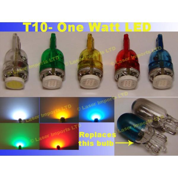 T10-1 Watt led