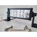 36W LED light bar 12-24v Spot and Flood light