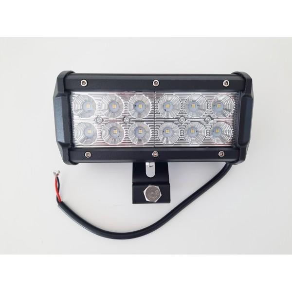 36w LED light bar 10-30v IP68