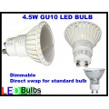 Gu10 led bulb 5w Dimmable