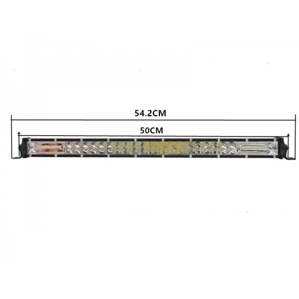 180w LED mini light bar - spot and flood combo