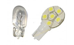 T10 Wedge Led bulbs